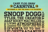 Odd Future Are Playing This Year's Camp Flog Gnaw Carnival