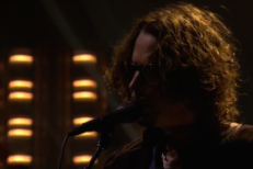 Watch Chris Cornell Perform &#8220;Nearly Forgot My Broken Heart&#8221; On <em>Fallon</em>