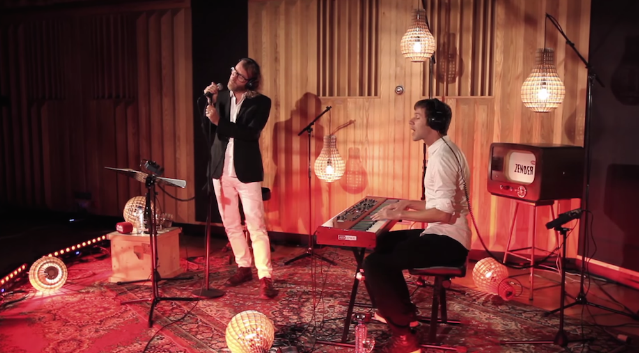 "Watch EL VY Debut ""No Time To Crank The Sun"" In A Studio Brussels Session"