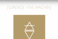 "Florence + The Machine – ""Queen Of Peace (Hot Chip Remix)"""
