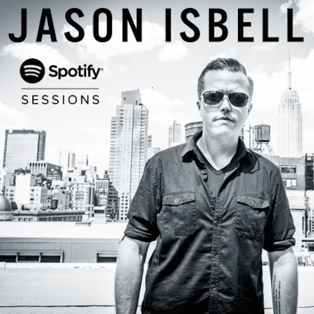 Stream Jason Isbell's Spotify Sessions Set