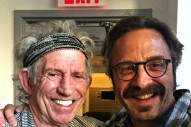 Listen To Keith Richards On Marc Maron&#8217;s <em>WTF</em>
