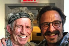 Listen To Keith Richards On Marc Maron's WTF