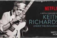 <em>Keith Richards: Under The Influence</em> Documentary On Netflix Now