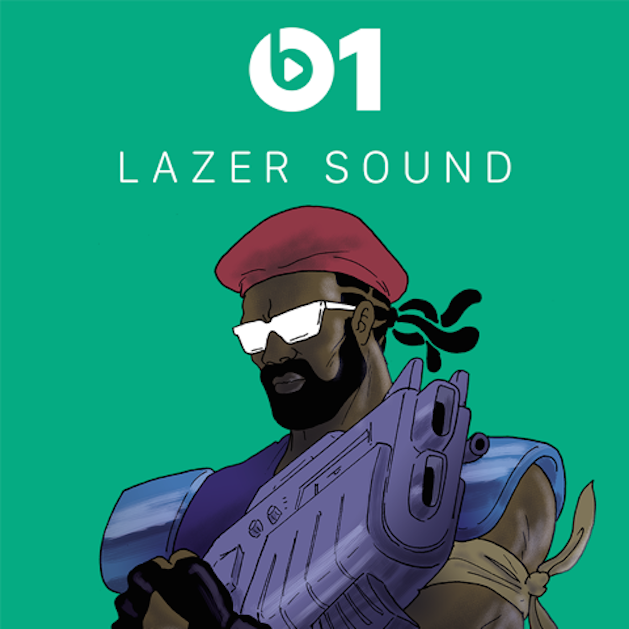 Major Lazer Are The Next Act To Get Their Own Beats 1 Show