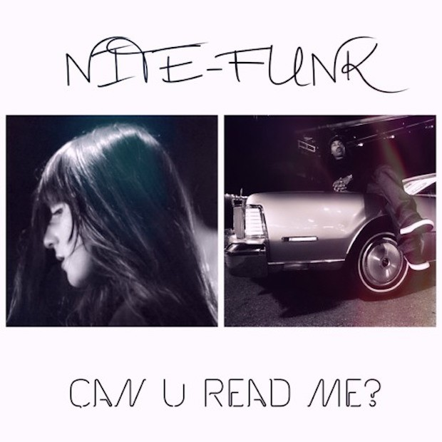 "NITE-FUNK (Nite Jewel & Dâm-Funk) - ""Can U Read Me?"""