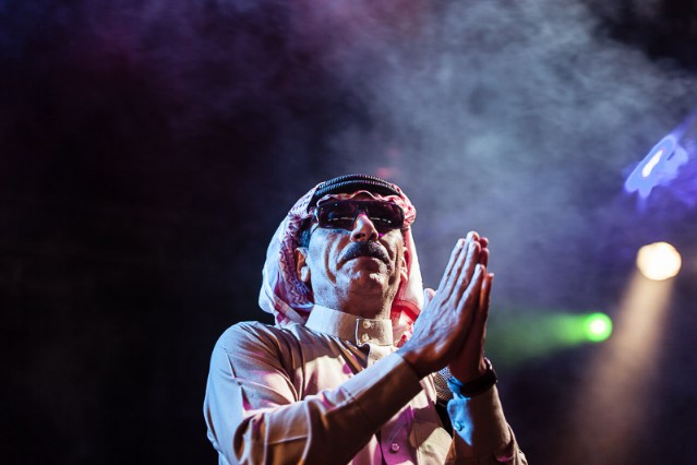 Read Omar Souleyman's Letter To Syria And Its Refugees