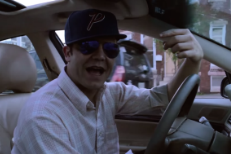Future Islands' Sam Herring Appears As Rap Alter Ego Hemlock Ernst In New Music Video
