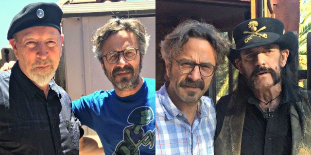 Hear Marc Maron Interview Richard Thompson And Lemmy Kilmister On WTF