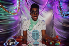 "Shamir - ""In For The Kill"" Video"
