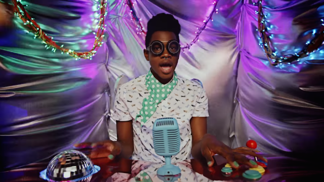 """Shamir - """"In For The Kill"""" Video"""