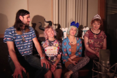 "Watch Tacocat Cover The Ramones' ""I Can't Make It On Time"""