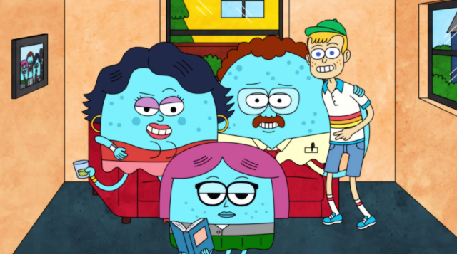 watch a trailer for tyler the creator s cartoon series the jellies
