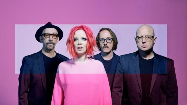 Garbage Detail 20th Anniversary Edition Of Debut Album