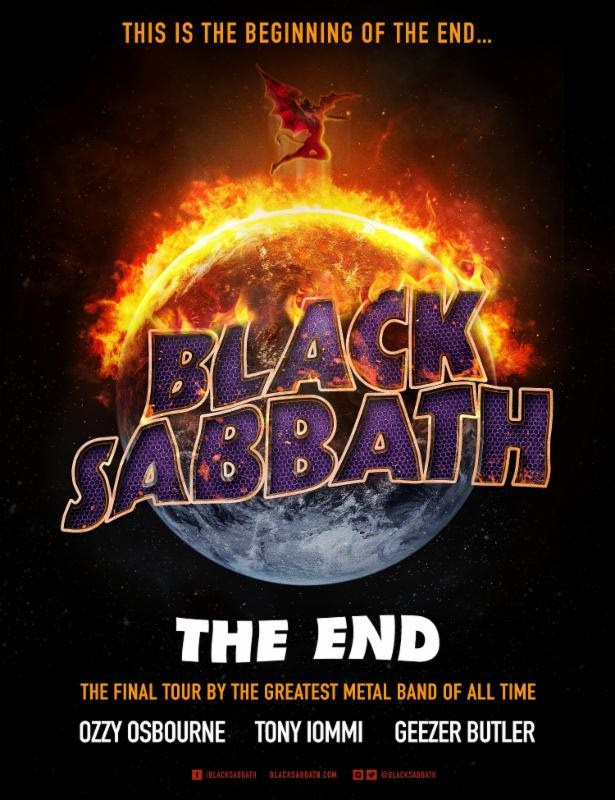 Black Sabbath Final Tour