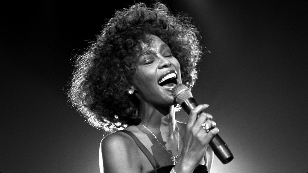 Whitney Houston - Stereogum