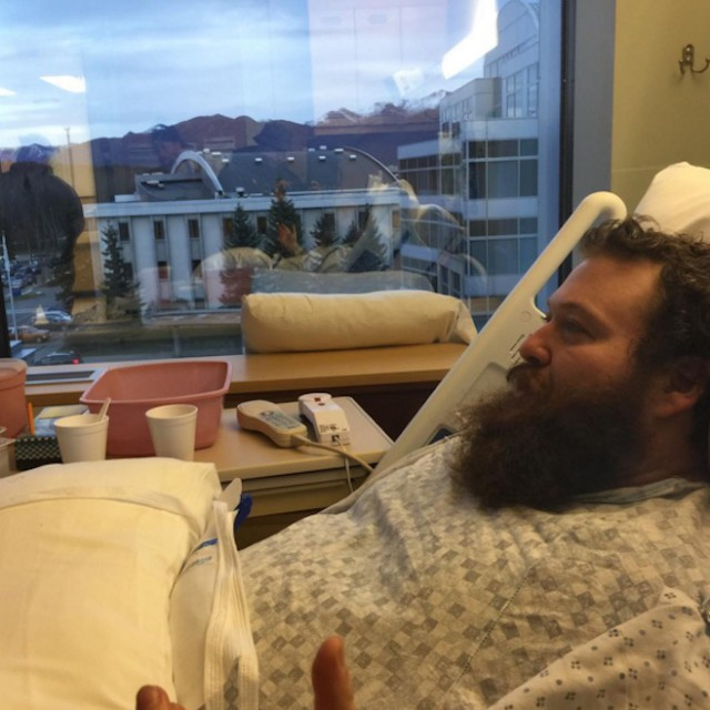Action Bronson Has Emergency Surgery