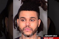 The Weeknd Won't Get Jail Time For Punching A Cop