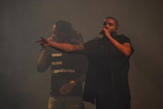 Watch Drake &#038; Future Do <em>WATTBA</em> Songs Live For The First Time At ACL