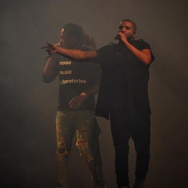 Watch Drake & Future Do WATTBA Songs Live For The First Time At ACL