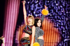 Watch Charli XCX Join Taylor Swift's Squad In Toronto