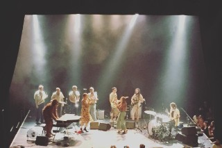 """Watch HAIM Join Tobias Jesso Jr. For """"Forever"""" In LA"""