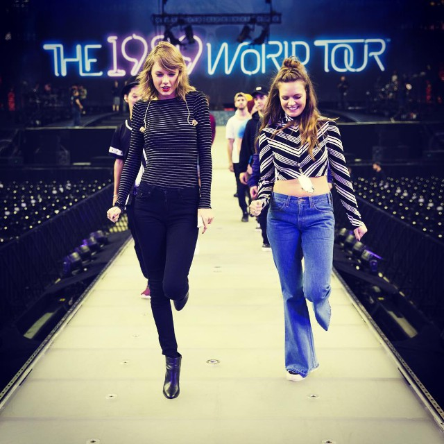 Watch Tove Lo Sing With Taylor Swift In Atlanta