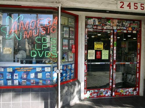 Amoeba Music Medical Marijuana Dispensary