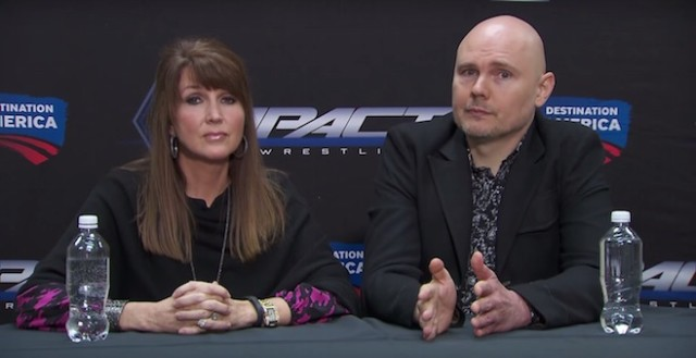 Billy Corgan Quits Twitter To Focus On TNA Wrestling, Vintage Car Photos