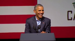 Watch Barack Obama Give Kanye West Some Campaign Advice At DNC Fundraiser