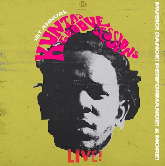 Kendrick Lamar Announces First Kunta's Groove Sessions Tour Dates