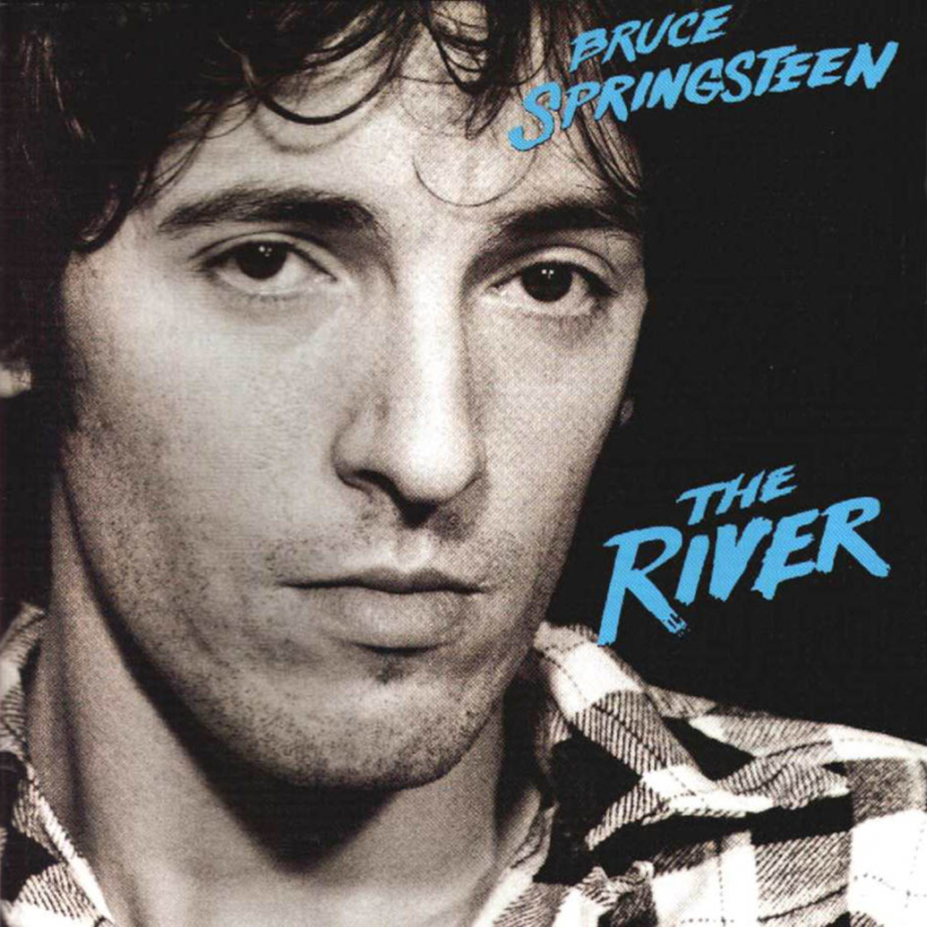 Bildresultat för bruce springsteen the river single