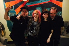 Watch Paramore's Hayley Williams Sing With Chvrches In Nashville