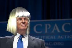 Donald Trump x Sia