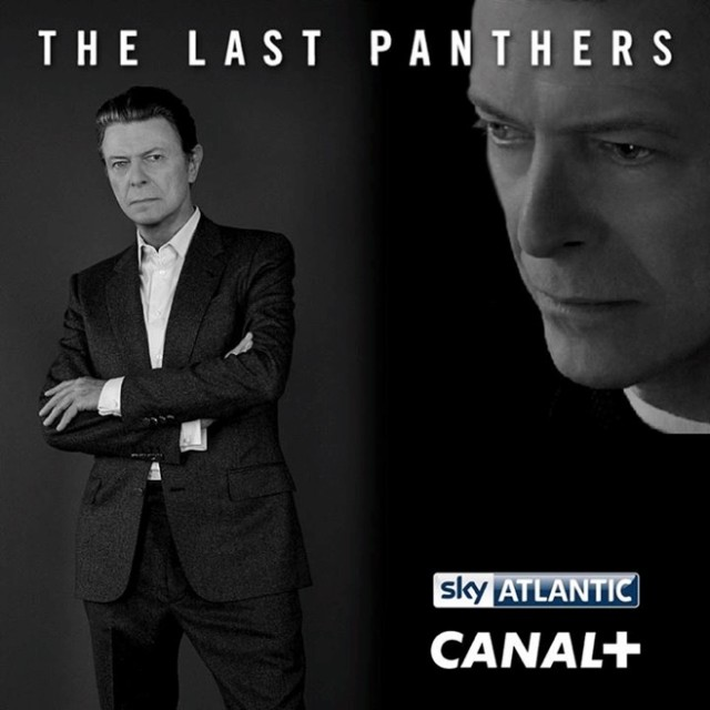 David Bowie - The Last Panthers