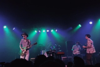 """Watch Deerhunter Interrupt Debut """"Take Care"""" Performance To Break Up A Fight"""