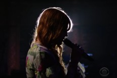 Florence And The Machine on Colbert