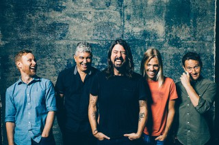 Foo Fighters Just Launched A Mysterious Countdown Clock