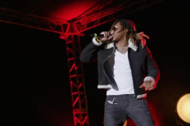 Future at BET Hip-Hop Awards