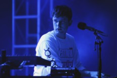 "James Blake - ""Sounds Of Silence"" (Simon & Garfunkel Cover)"