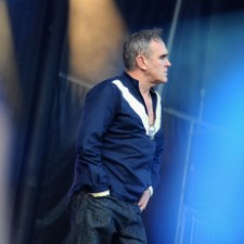 Finally, Some GIFs Of Morrissey's Alleged Groping