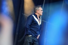 Finally, Some GIFs Of Morrissey's Alleged Airport Groping