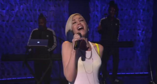 Gwen Stefani on Ellen