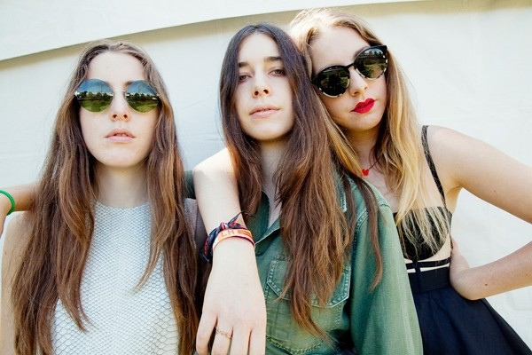 Haim Want To Throw Their Own Lilith Fair