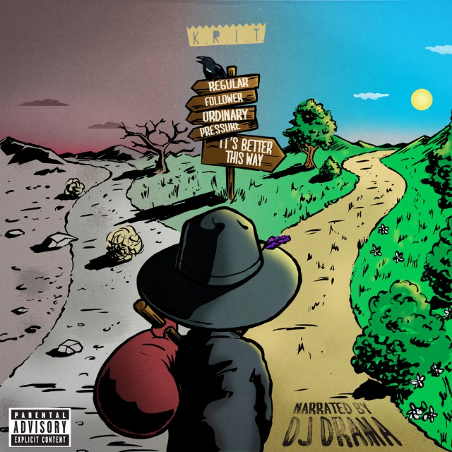 Download Big K.R.I.T.'s Surprise Mixtape It's Better This Way