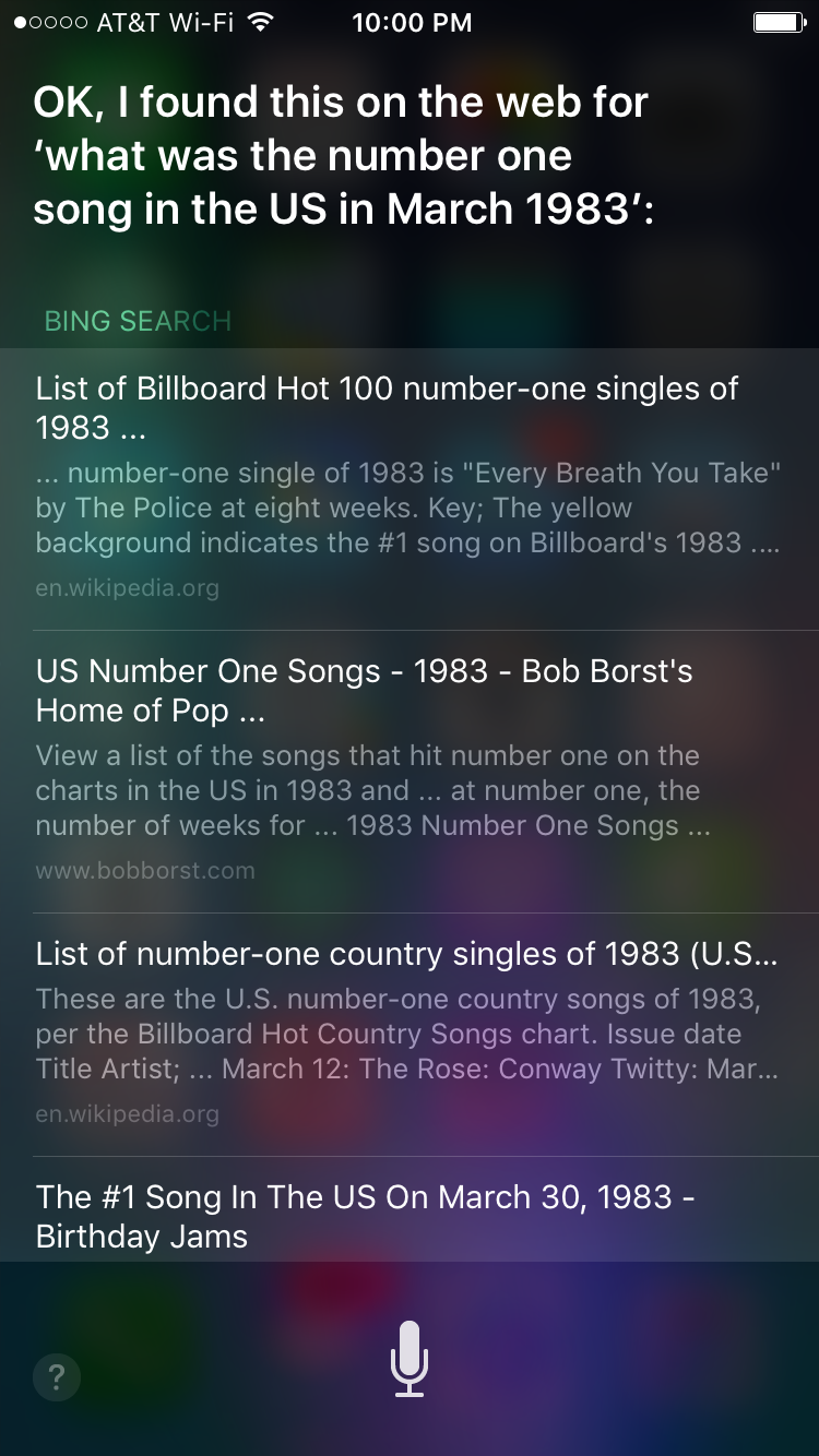 Siri Limits Answers For People Who Don't Subscribe To Apple