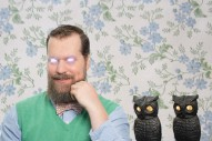 Stream John Grant <em>Grey Tickles, Black Pressure</em>