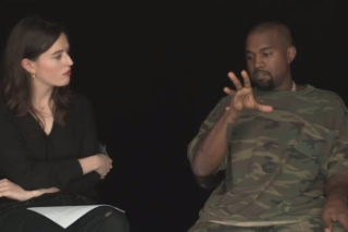 "Watch Kanye West's 2-Hour ""In Camera"" Interview"