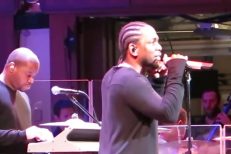 Watch Kendrick Lamar Perform <em>To Pimp A Butterfly</em> Tracks With National Symphony Orchestra