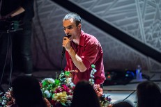 Photos: Majical Cloudz <em>Are You Alone?</em> Release Show @ National Sawdust, Brooklyn 10/21/15